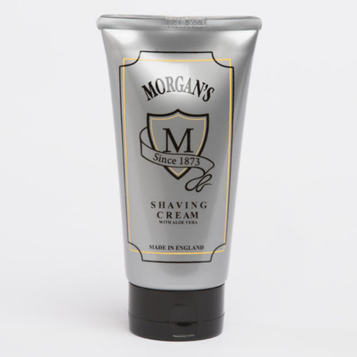 Morgan's Shaving Cream 150ml Tube