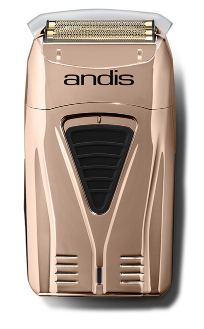 Andis Profoil Lithium Plus Shaver TS-2 Copper