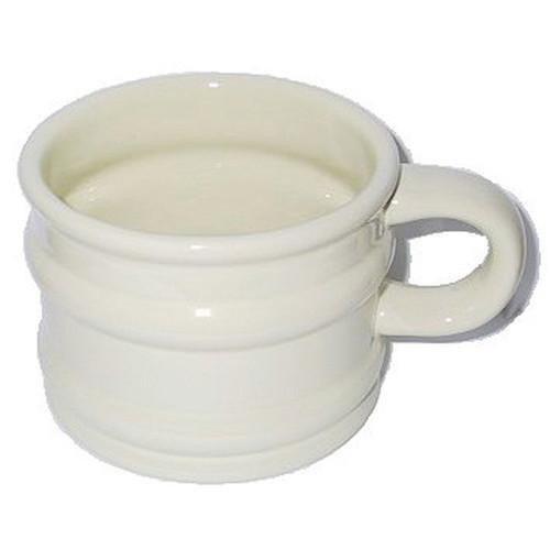 Comoy JO-03 Open Shave Mug #1 Cream