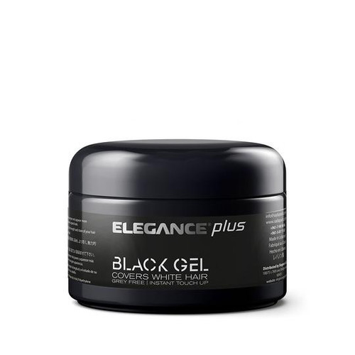 Elegance Hair Styling Black Gel