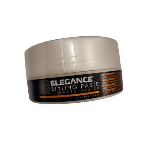 Elegance Hair Styling Paste - Matte Finish - 140g