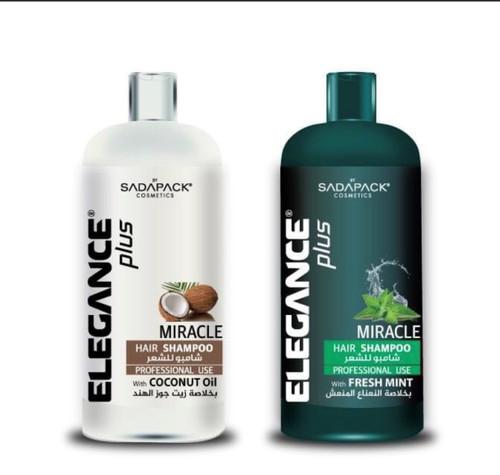 Elegance Plus Hair Shampoo - 1L