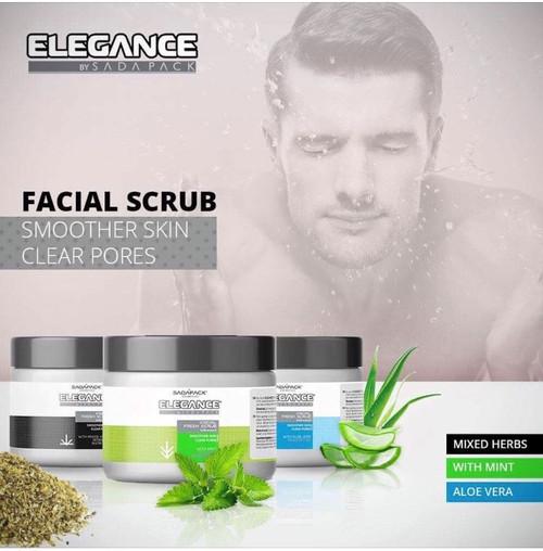 Elegance Facial Scrub - 500ml