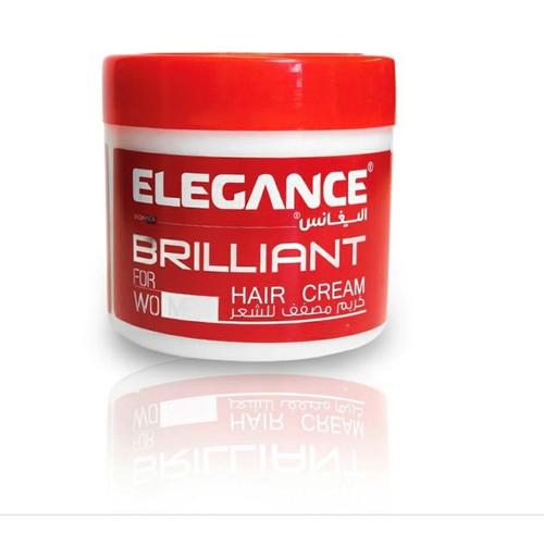Elegance Brilliant Hair Cream - 250ml