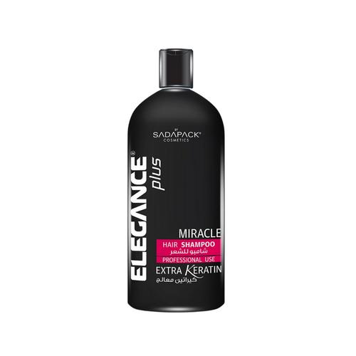 Elegance Shampoo with Keratin - 1L