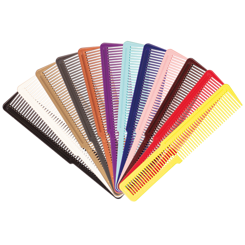 Wahl 12 Pack Colour Styling Combs