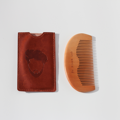 Dr Sleek Lab Handmade Beard Comb