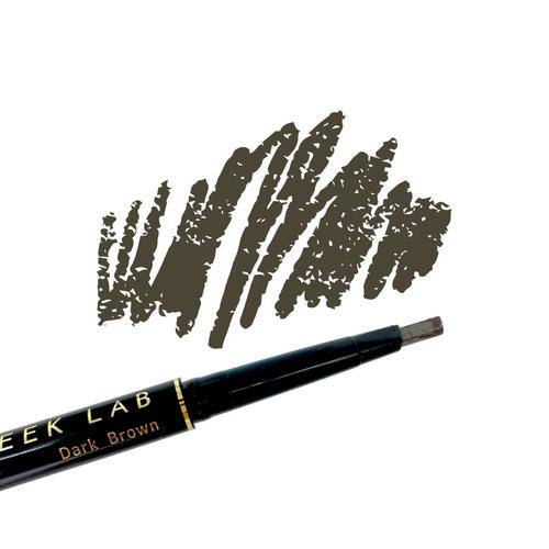 Dr Sleek Lab HB Pencil - Dark Brown