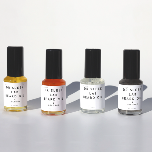 Dr Sleek Lab Beard Oil and Cologne 60ml