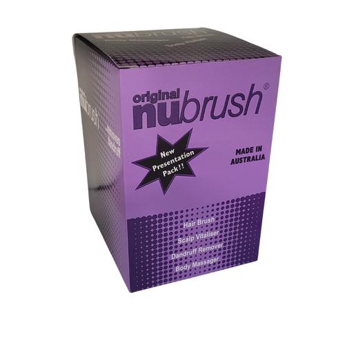 NuBrush Hang Cell Blister Packs - Pack 6