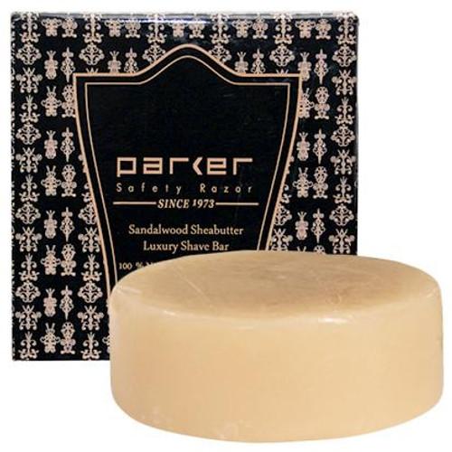 Parker Sandalwood & Shea Butter Shave Soap