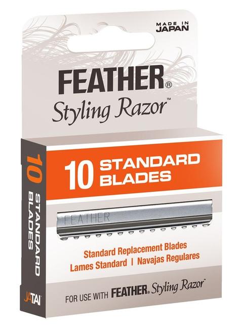 Feather Styling Razor - Pk 10