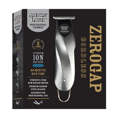 American Barber Zerogap Trimmer