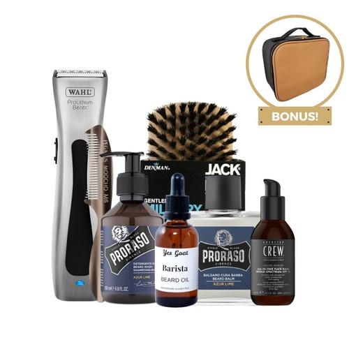 BarberCo Ultimate Beard & Grooming Kit