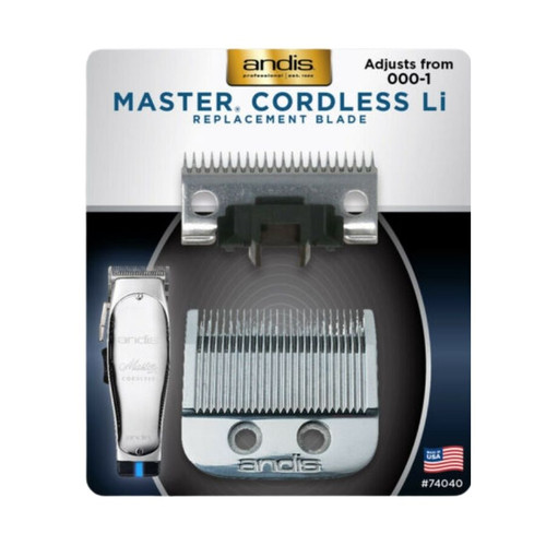 Andis Replacement Blade Set For Master Cordless Li Clipper