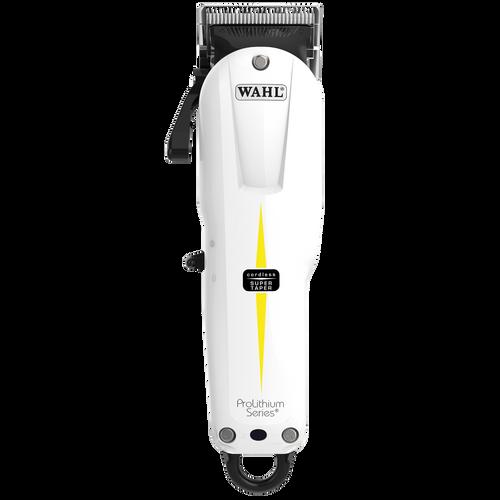 Wahl Super Taper Cordless Pro Lithium - White