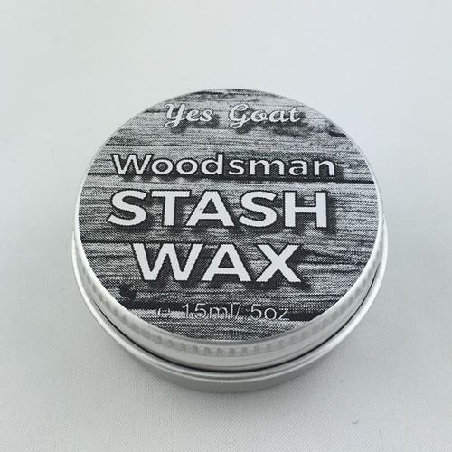 Yes Goat Stash Wax-15g-Woodsman