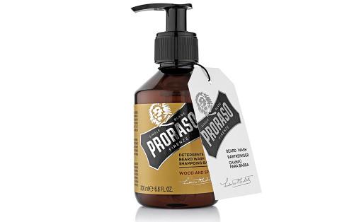 Proraso Beard Wash Wood & Spice 200ml - ref 400750