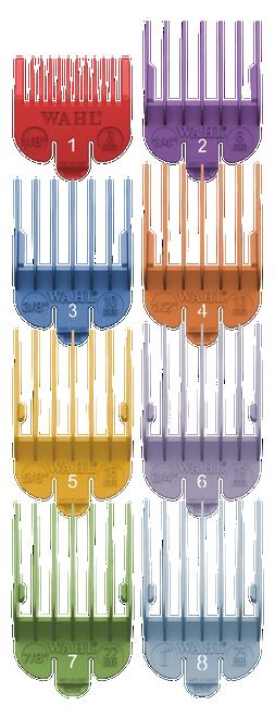 Wahl Attachment Caddie - Colours