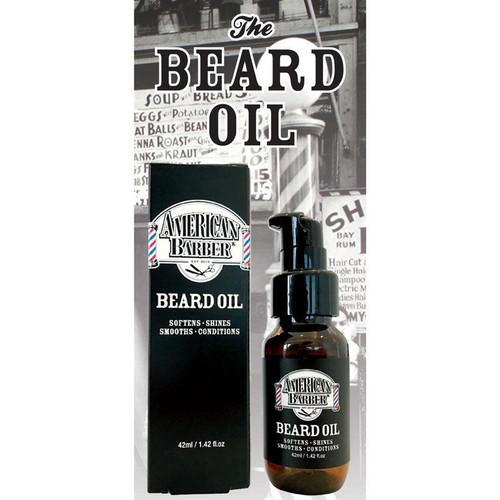 American Barber Beard Oil 1.42oz / 42ml