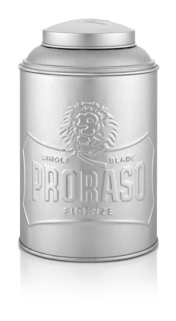 Proraso Talc Shaker Alloy Tin - ref 400282