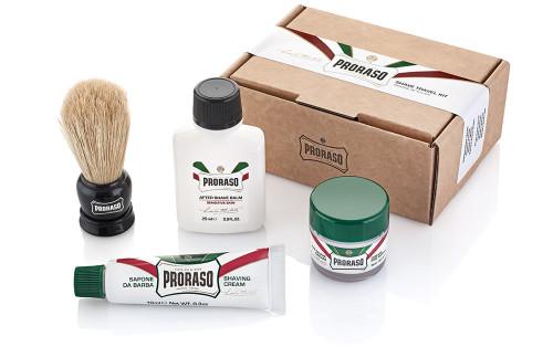 Proraso Travel Shaving Kit  - ref 400354