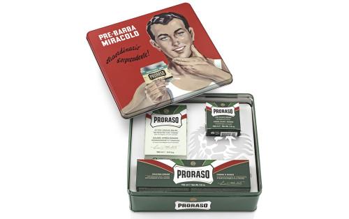 Proraso Vintage GIFTBOX Refresh (Green line) - ref 400359