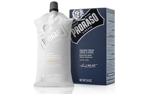 Proraso Shave Cream Tube Azur Lime 275ml - ref 400711