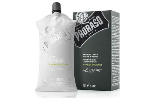 Proraso Shave Cream Cyprus & Vetiver 275ml - ref 400712
