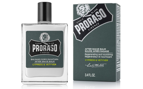 Proraso After Shave Balm Cyprus & Vetiver 100ml - ref 400782