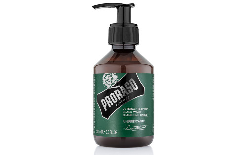 Proraso Beard Wash Eucapyptus 200ml - ref 400753