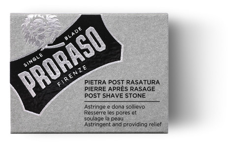 Proraso Allum Shave Stone Salt Block 100g - ref 400801