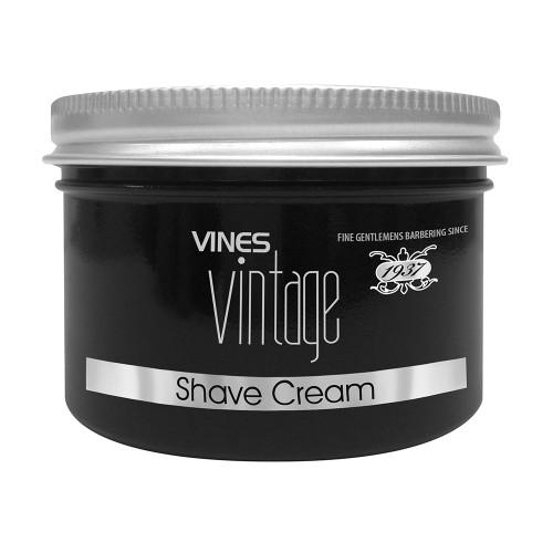 Vines Vintage Shaving Cream - 125ml