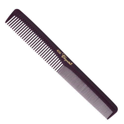 Krest Cleopatra Cutting Comb 400 - Plum
