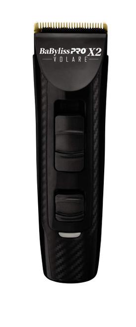 BaBylissPRO X2 Volare Clipper Black