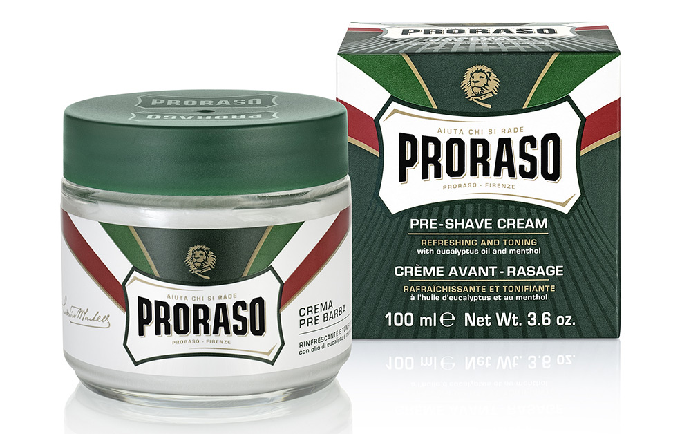 Proraso Pre and After Cream Review