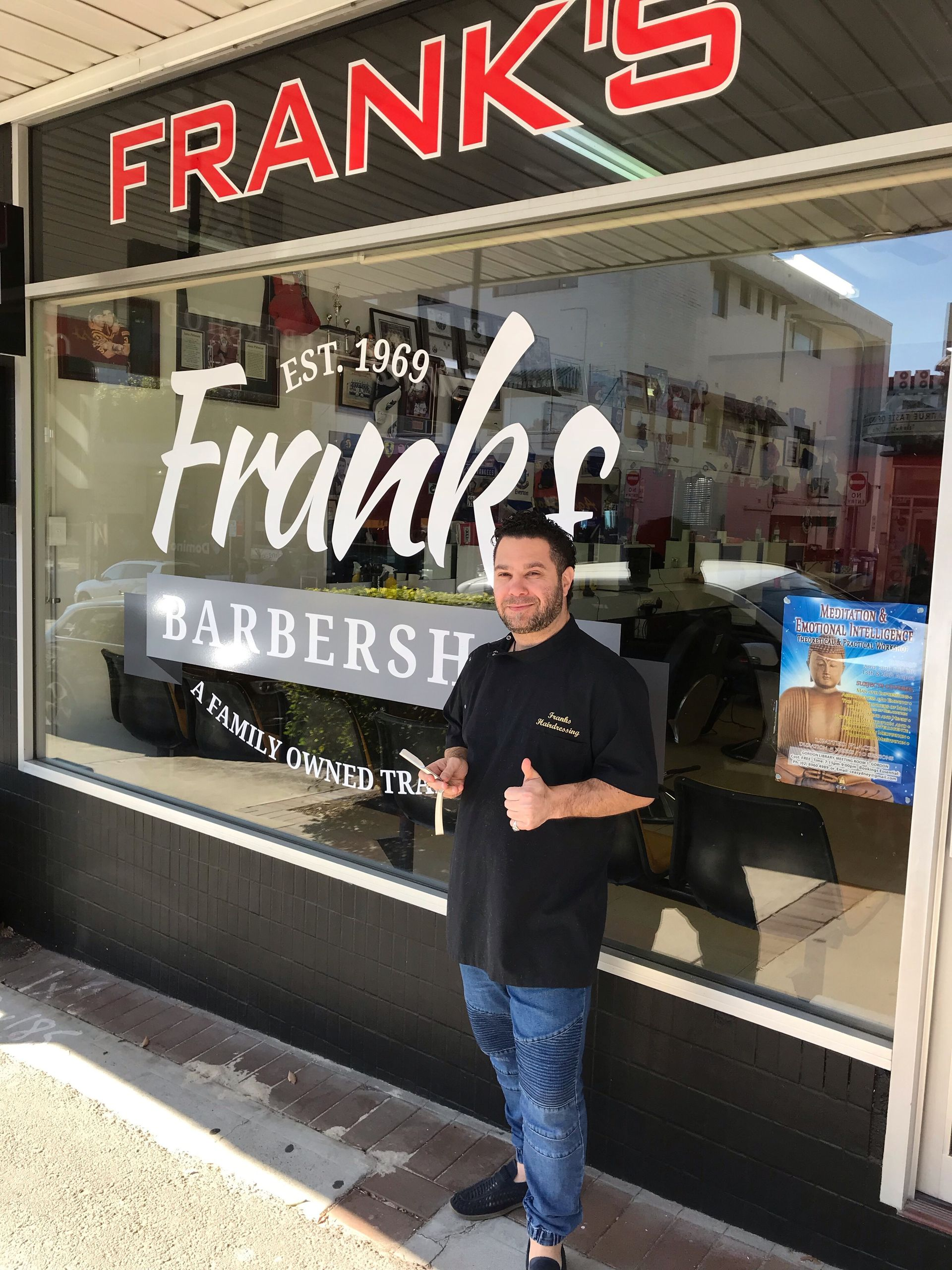 Featured Barber of the Month - September 2019