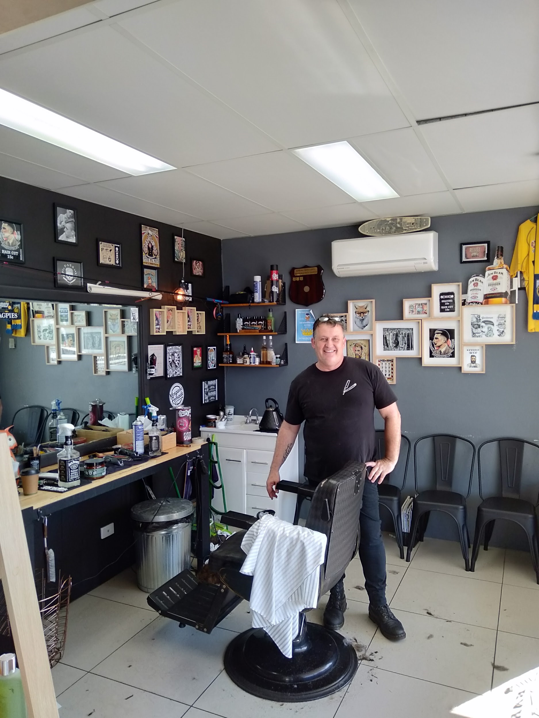 Featured Barber of the Month - October 2019