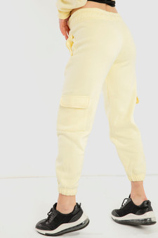 Jogging trousers In Yellow