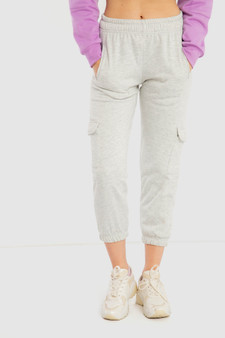 Jogging trousers In Grey
