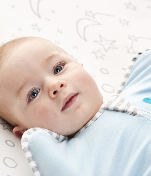 SWADDLE UP™ Original 1.0 TOG Blue