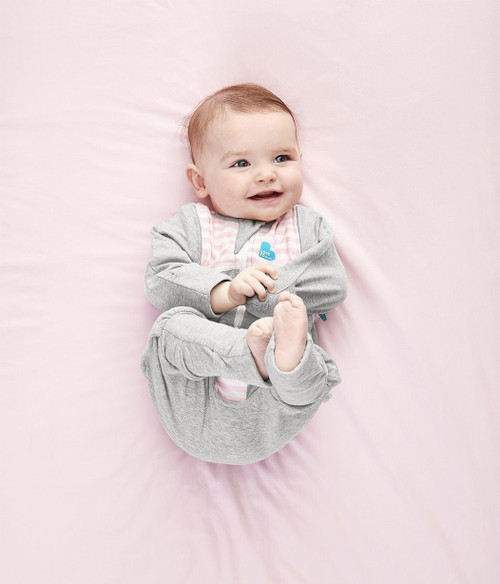 SWADDLE UP™ TRANSITION SUIT Original 1.0 TOG Pink