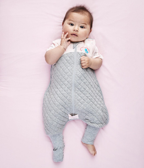 LOVE TO DREAM SLEEP SUIT™ 1.0 TOG Pink Clouds