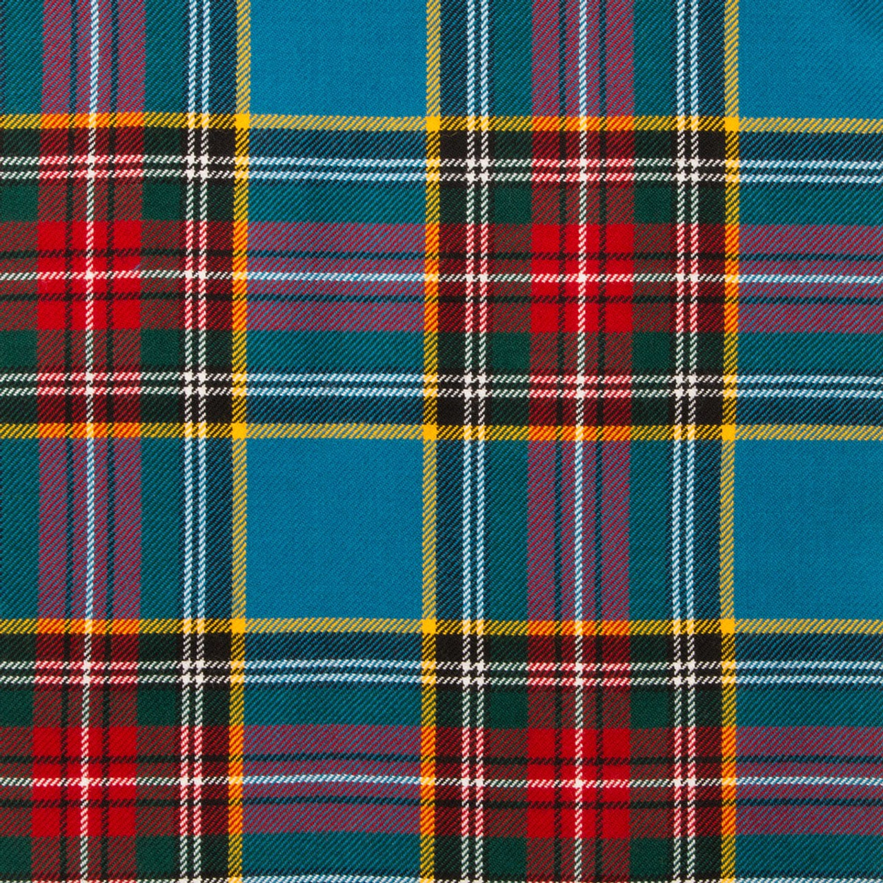 Lambswool Scottish Macbeth Modern Tartan Clan Scarf Gift