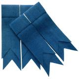 Blue Ancient Plain Flashes