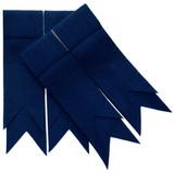Navy Blue Plain Flashes