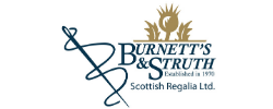 Burnett's & Struth Scottish Regalia