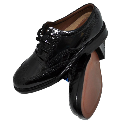 Ghillie Brogues Leather Sole
