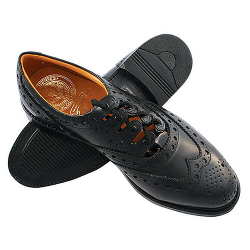 Ghillie Brogues Rubber Sole