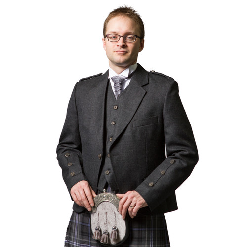 Argyll Tweed Day Jacket